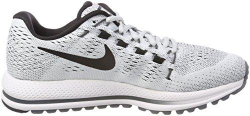 Nike W Air Zoom Vomero 12 TB, Scarpe Running Donna Grigio (Platine Pur/Gris Foncé/Noir)