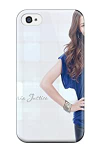 New Arrival Victoria Justice WZLOGMK11737wBZPV Case Cover/ 4/4s Iphone Case
