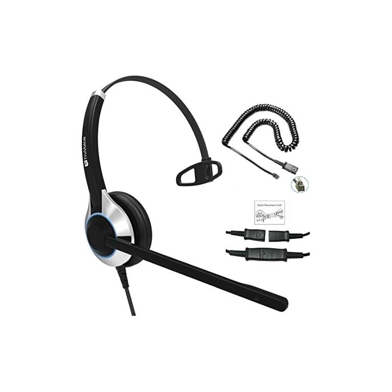 TruVoice HD-500 Deluxe Single Ear Noise