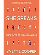 She Speaks: Women's Speeches That Changed the World, from Boudica to Greta
