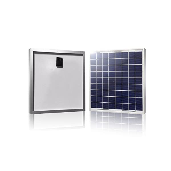 ACOPOWER-15Watt-15W-Polycrystalline-Photovoltaic-PV-Solar-Panel-Module-12v-Battery-Charging