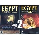 Egypt 1156 BC Tomb of Pharaoh & Egpyt II Heliopolis Prophecy
