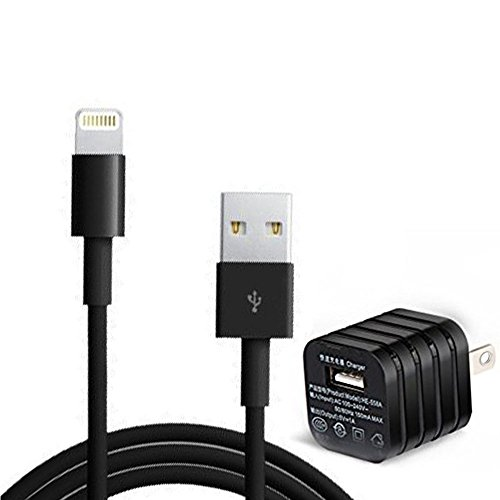 ipod 5 cord and adapter - 2