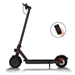 Tips: Kindly note that if there is any accessory replacement needed, please feel free to contact Weight: 28. 5lbs Load: 260lbs Speed: 18. 6 mph and 12. 4 mph (Double speed modes) Max. Range: 12-17 miles Motor: 350W brushless motor Battery: 27...