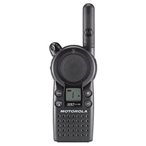 amazon com motorola business cls1110 5 mile 1 channel uhf two way rh amazon com motorola walkie talkie user manual motorola talkabout t6222 user manual