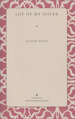Read Online Lot of My Sister (Wick Chapbook Series 2) pdf