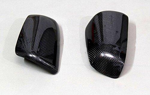 JPCarbon Carbon Fiber Mirror Covers for Mitsubishi Lancer 2008-2014