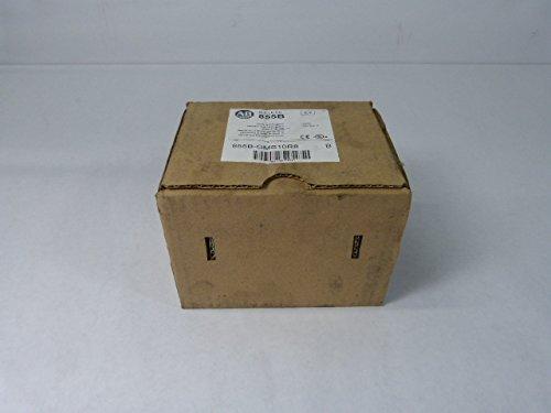 Allen Bradley 855B-GMS10R8 Mini Square Beacon Yellow 120V 5Joule by Allen-Bradley