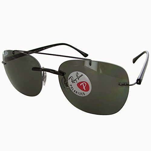601 Black Sunglasses - 9