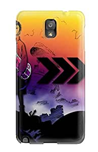 Flexible Tpu Back Case Cover For Galaxy Note 3 - Flcl