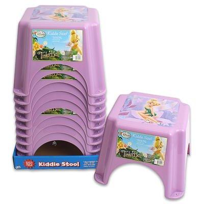 Disney Tinkerbell Kiddie Step Stool