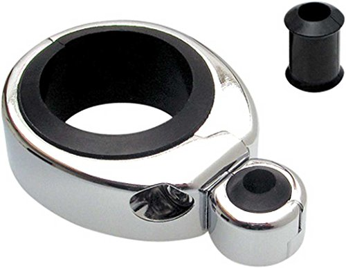 Motion Pro Throttle/Clutch Cable Clamp (1 1/4