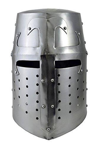 Crusader Armor Helmet Templar Knight - Knights Templar Helmet