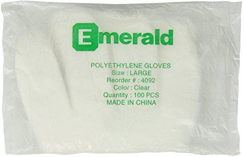 Emerald 4092 Polyethylene Gloves