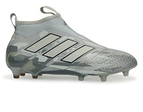 Adidas Menns Ess 17+ Fg Hvit / Kjerne Svart Fotballsko