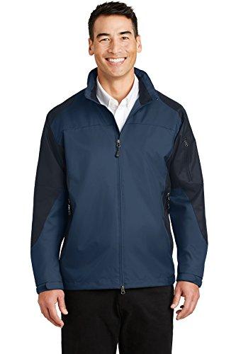Port Authority Endeavor Jacket. J768 Insignia Blue/Navy 2XL