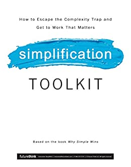 Why Simple Wins Toolkit by [Bodell, Lisa]