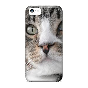 High Impact Dirt/shock Proof Case Cover For Iphone 5c (a Mascot For Desktop Nexus)