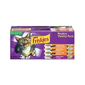 Friskies prime filets seafood cat food home for Is home improvement on amazon prime
