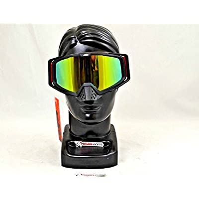 KTM Off Road Racing Goggles Black 3PW1928400: Automotive