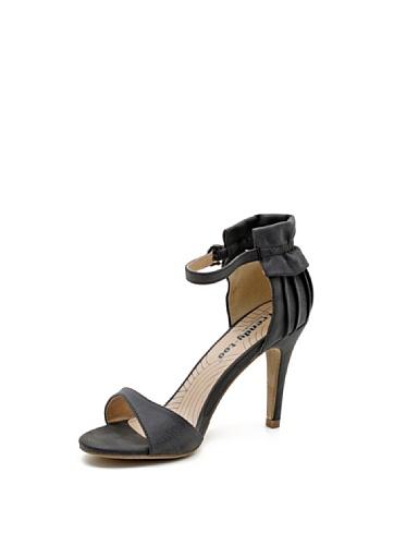 Trendy Too , Sandales pour femme Noir Noir Taille 40