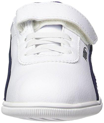 Puma Unisex-Kinder Myndy 2 SL V PS Sneakers Weiß