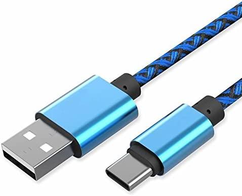 YANSHG® (0.5m,1m,1.5m,2m,3m Data Sync Cargador [USB Tipo C Cable] para Samsung S9 S9+ S8 S8 Plus,XiaoMi 5 6 Mix 2S 2,Google Pixel XL,Nexus ...