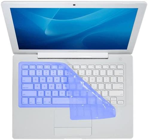 CV-M-Purple KB Covers Keyboard Cover for MacBook Pro//Air Purple