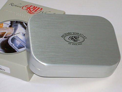10,16 cm de aluminio caja de moscas: Amazon.es: Deportes y aire libre