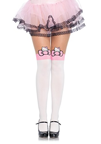 Leg Avenue Women's Costume, Pink, One -
