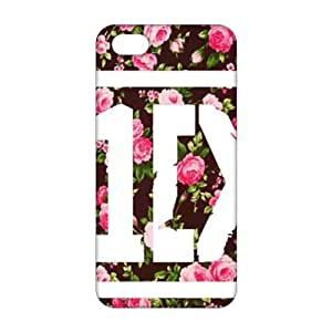Fortune Beautiful pink flowers 3D Phone Case for iPhone 5s