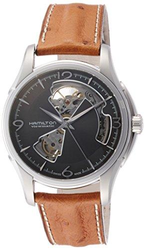 [ハミルトン]HAMILTON ジャズマスター オープンハート 機械式自動巻き H32565585 メンズ