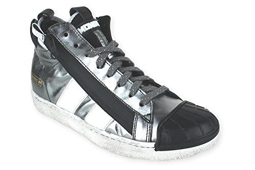 KINGACCI Sneaker high Momino ungefüttert