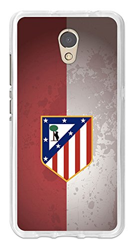 Funda Gel Flexible Atlético de Madrid para Lenovo P2: Amazon ...