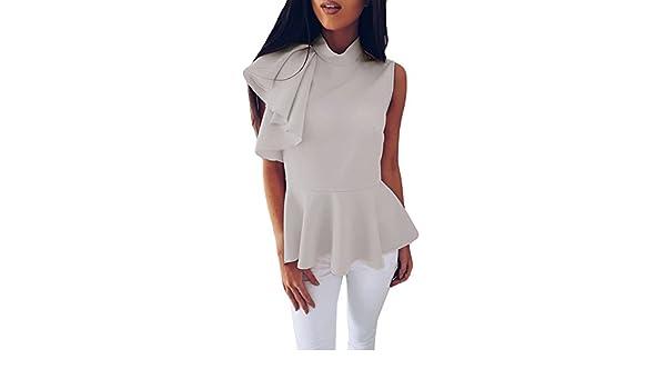 Camisetas Transparentes De Mujer Ronamick Moda Mujer Blusa Transparente Mujer Negra Tops Mujer Moda Mujer Camisa Cuadros Niño (Gris,M): Amazon.es: Iluminación