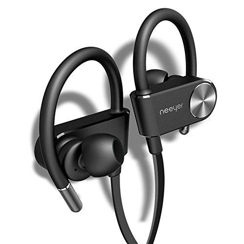Neeyer Bluetooth Headphones Wireless Sports Earphones With Microphone Waterproof Bluetooth Earbuds For Workout 8 Hour Battery Best Wireless Bluetooth Headset Black B077gmz4h4 Amazon Price Tracker Tracking Amazon Price History Charts Amazon