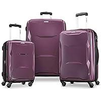 Samsonite Pivot 3 Piece Luggage Set (Purple)