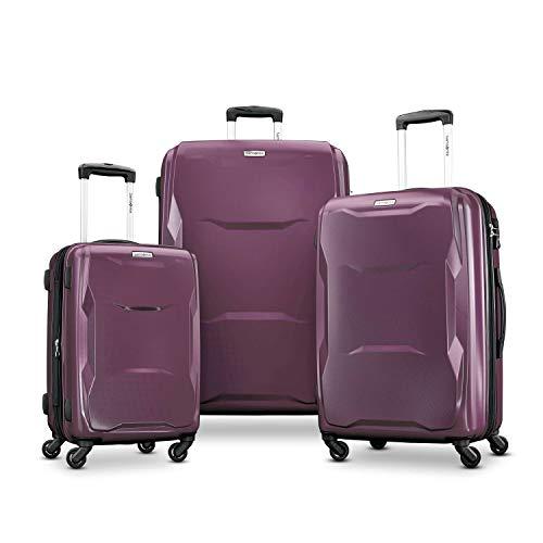 - Samsonite Pivot 3 Piece Set Purple