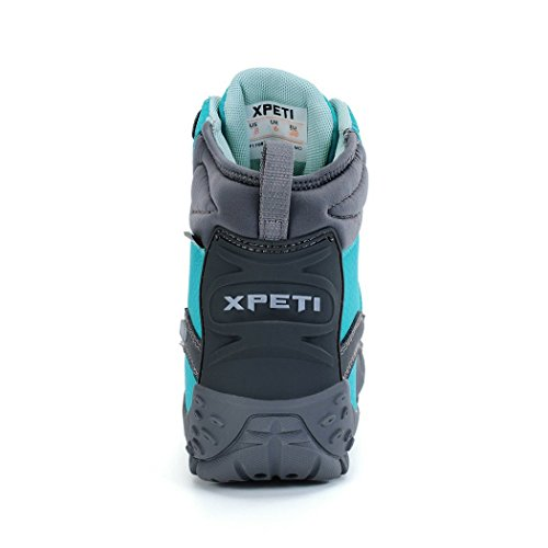 Women's Boot Blue Dimo XPETI Hiking Outdoor Mid dZqXdgxf
