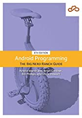 Android Programming: The Big Nerd Ranch Guide is an introductory Android book for programmers with Kotlin experience.       Based on Big Nerd Ranch's popular Android Bootcamp, this guide will lead you through the wilderness using hands...