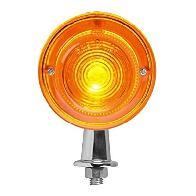 Grand General 79381 2-1/8 Inch Blue Tanker Light, 2 Wires, 1 Pack: Automotive