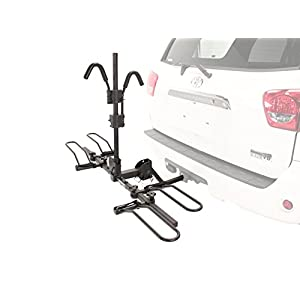 Hollywood Racks HR1000 Sport Rider 2-Bike Platform Style Hitch Mount Rack (1.25 and 2-Inch Receiver)