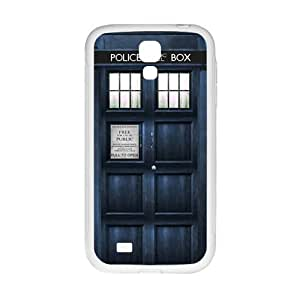 Doctor Who blue police box Cell Phone Case for Samsung Galaxy S4