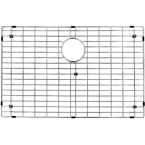 Plated Grid Chrome (OKSLO Kitchen sink bottom grid, 29-1/2
