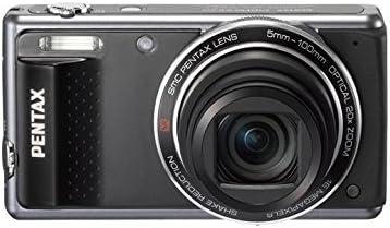 Pentax Optio Vs20 Digitalkamera 3 Zoll Schwarz Kamera