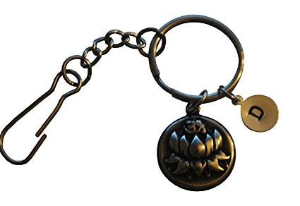 magneticprintsus Lotus de acero inoxidable, Ohm, bolsa ...
