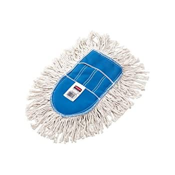 Amazon Com Triangle Dust Mop Heads 6 Pack Red Health