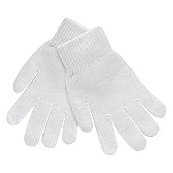 Gravity Threads Winter Women/Mens Gloves, White at Amazon ...