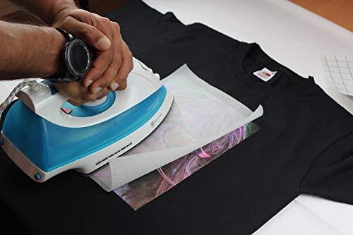 Iron-On Dark T Shirt Transfers Paper