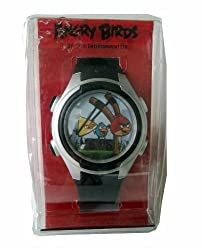 Angry Birds LCD Watch